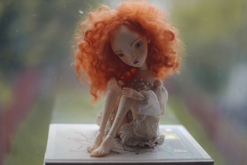Illustration 1: Doll by Olluna Dolls - Photographic credit : Anna Rakhvalova